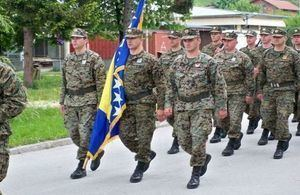 Armed Forces of Bosnia and Herzegovina Best and Brightest Required to Lead the Armed Forces of Bosnia and