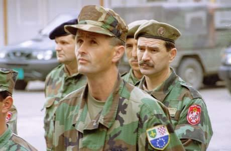 Armed Forces of Bosnia and Herzegovina SFOR Informer Online The armed forces in Bosnia and Herzegovina