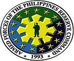 Armed Forces of the Philippines Reserve Command httpsuploadwikimediaorgwikipediaenthumbe