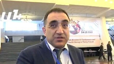 Armen Darbinyan Armen Darbinyan Monopoly is aimed at merging political