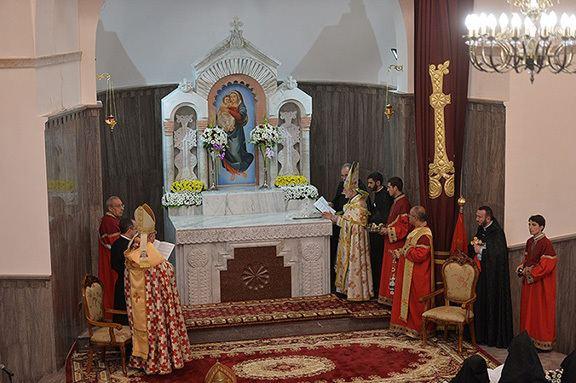 Armenian Catholic Church Holy Martyrs Armenian Catholic Church Consecrated in Gyumri