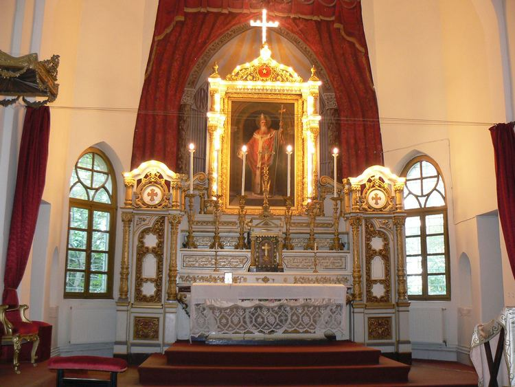 Armenian Catholic Church StLeon ArmenianCatholic Church Constantinople Alexanyan Flickr