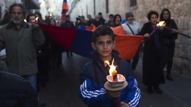 Armenians How the Armenians came to live among Arabs Al Jazeera English