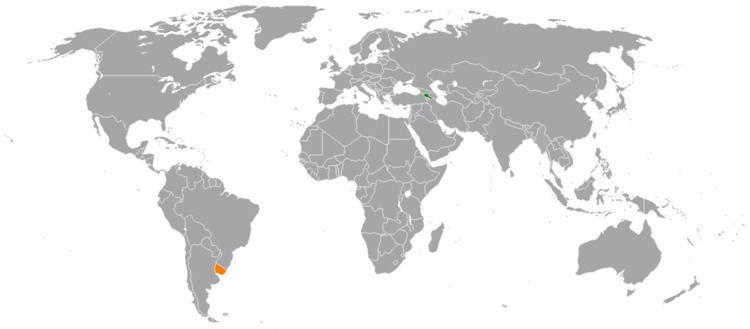 Armenia–Uruguay relations