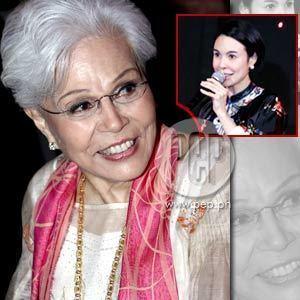 Armida Siguion-Reyna Grand Dame Armida SiguionReyna celebrates her 79th birthday PEPph