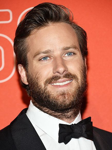Armie Hammer Armie Hammer Talks Man from UNCLE How He39d Be a Terrible