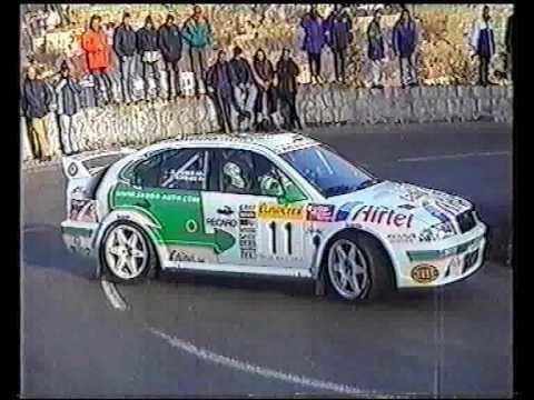 Armin Schwarz Lo spettacolare Armin Schwarz al rally monte carlo e sanremo 9798