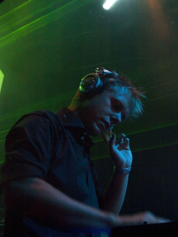 Armin van Buuren discography