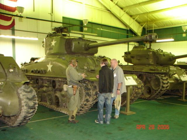 Armor Modeling and Preservation Society