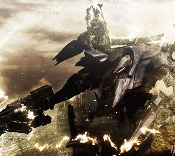 Armored Core 4 Armored Core 4 Video Game TV Tropes
