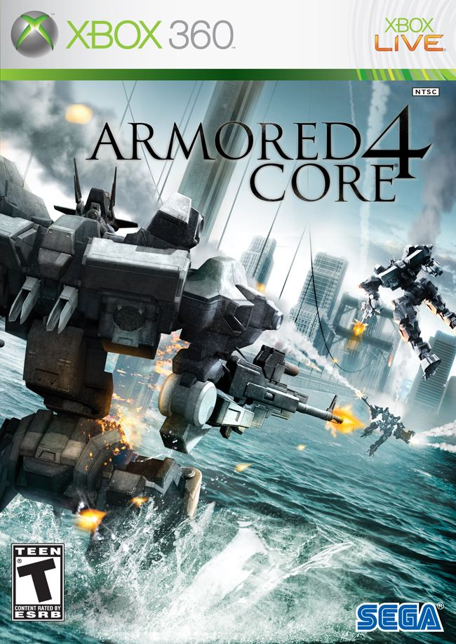 Armored Core 4 Armored Core 4 Xbox 360 IGN