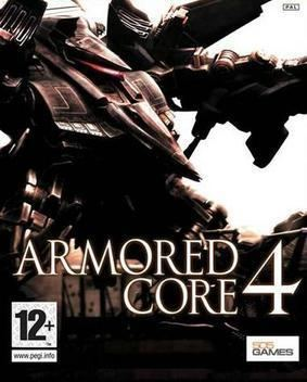 Armored Core 4 httpsuploadwikimediaorgwikipediaen669Arm