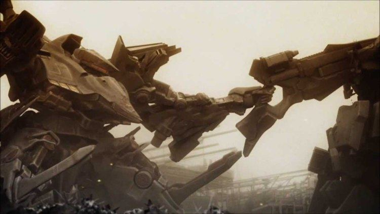 Armored Core 4 Armored Core 4 Intro Opening Full HD YouTube