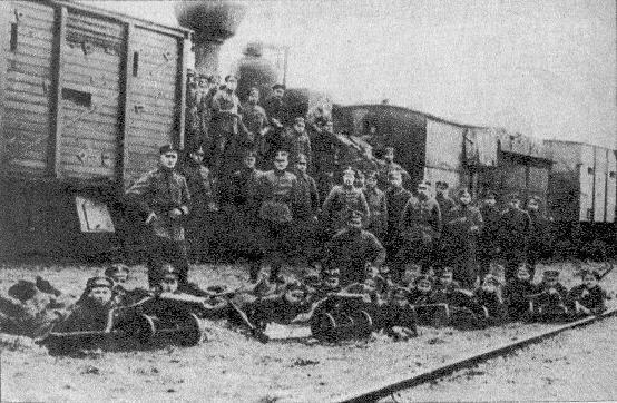 Armoured trains of Poland