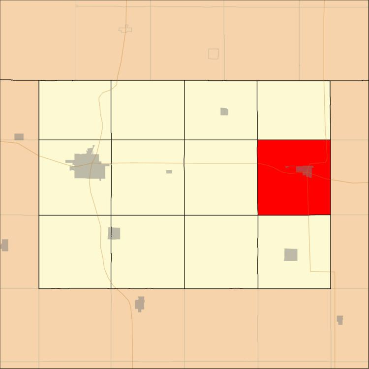 Armstrong Grove Township, Emmet County, Iowa