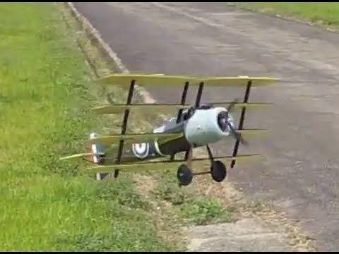 Armstrong Whitworth F.K.10 Armstrong Whitworth FK 10 2nd flight YouTube