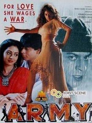 Army (1996 film) bollywooddeewana Army 1996