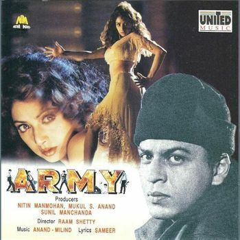Army (1996 film) Army 1996 AnandMilind Listen to Army songsmusic online