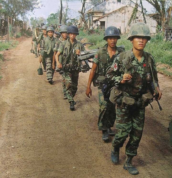 Army of the Republic of Vietnam ARVN Army of the Republic of Vietnam Vietnam ARVN Army Republic