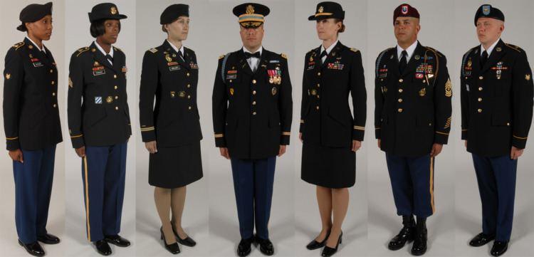 Army Service Uniform
