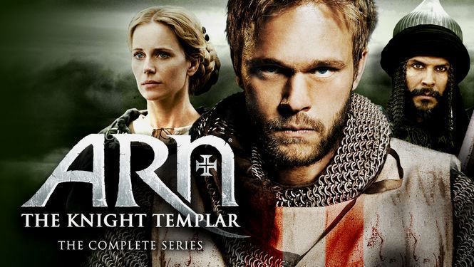 Arn – The Knight Templar Arn The Knight Templar The Complete Series 2010 for Rent on DVD