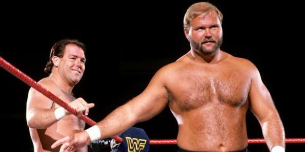 Arn Anderson Arn Anderson To Be Honored By The Cauliflower Alley Club