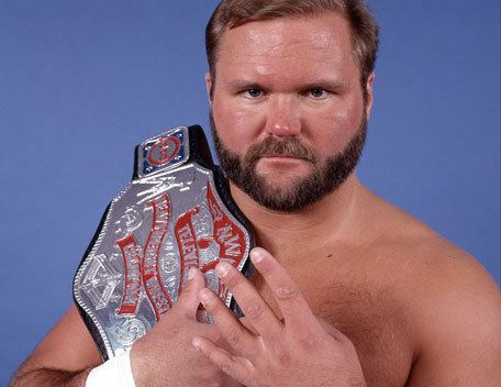 Arn Anderson Alex Wright vs Arn Anderson Slamboree 3995 Mitch