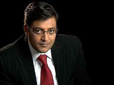 Arnab Goswami From India39s anchor to embarrassing selfparody How Arnab