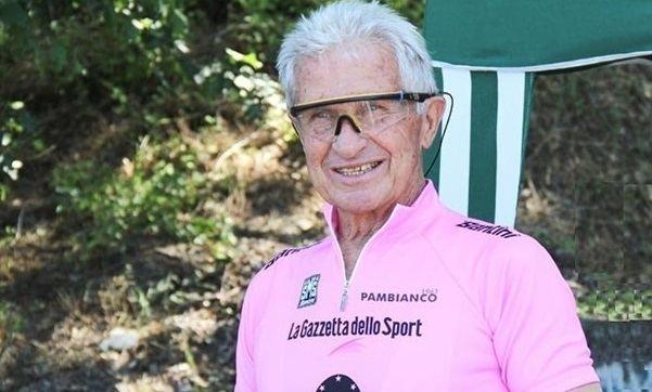 Arnaldo Pambianco Arnaldo Pambianco In Bici Magazine passione sui pedali