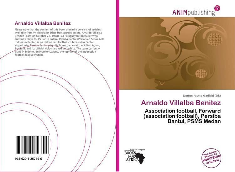 Arnaldo Villalba Benitez Arnaldo Villalba Benitez 9786201257696 6201257691 9786201257696
