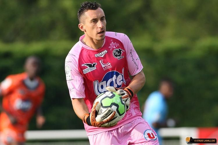 Arnaud Balijon Stade Lavallois Mayenne Football ClubPrHome gt Groupe
