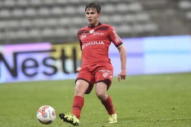 Arnaud Souquet Foot Ligue 1 Transfert Transfert Arnaud Souquet signe Nice