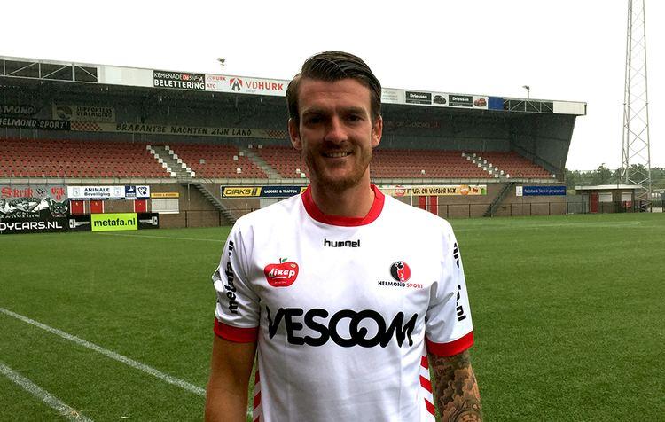Arne Naudts Arne Naudts voor twee seizoenen naar Helmond Sport Wijknieuws