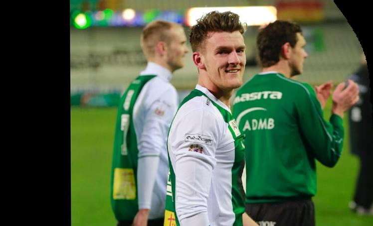 Arne Naudts Arne Naudts Spelers Akern Cercle Brugge KSV