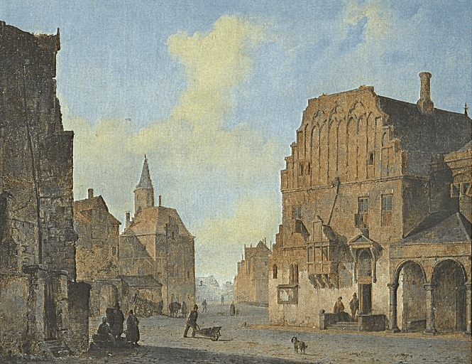 Arnhem in the past, History of Arnhem