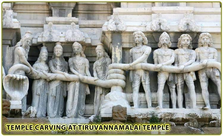 Arni, Tiruvannamalai in the past, History of Arni, Tiruvannamalai
