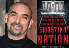 Arnie Bernstein Arnie Bernstein discusses Swastika Nation