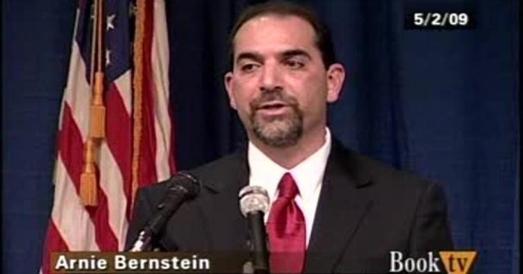 Arnie Bernstein Bath Massacre May 2 2009 Video CSPANorg
