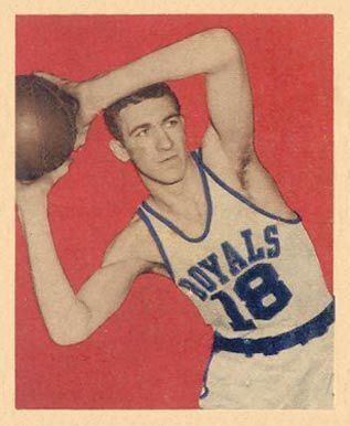 Arnie Risen 1948 Bowman Arnie Risen 58 Basketball Card Value Price Guide