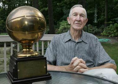 Arnie Risen Arnie Stilts Risen won two NBA titles news obituary clevelandcom