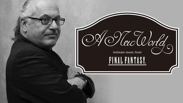 Arnie Roth Gamer Escape A New World of Final Fantasy Music