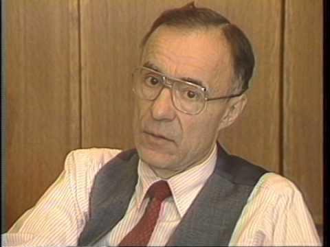 Arno Allan Penzias Interview with Arno Penzias tape 2 YouTube