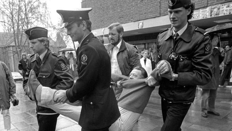 Arnold Juklerød Juklerd var psykiatriens farlige varsler Telemark