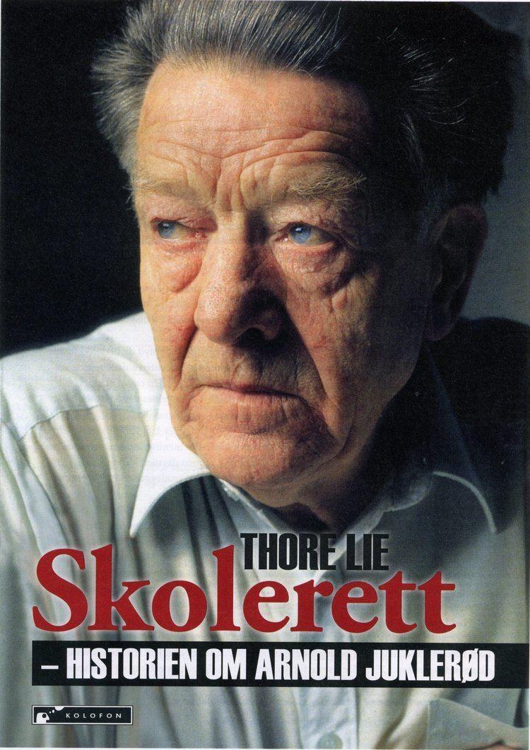 Arnold Juklerød Arnold Juklerd Ubesvarte Sprsml