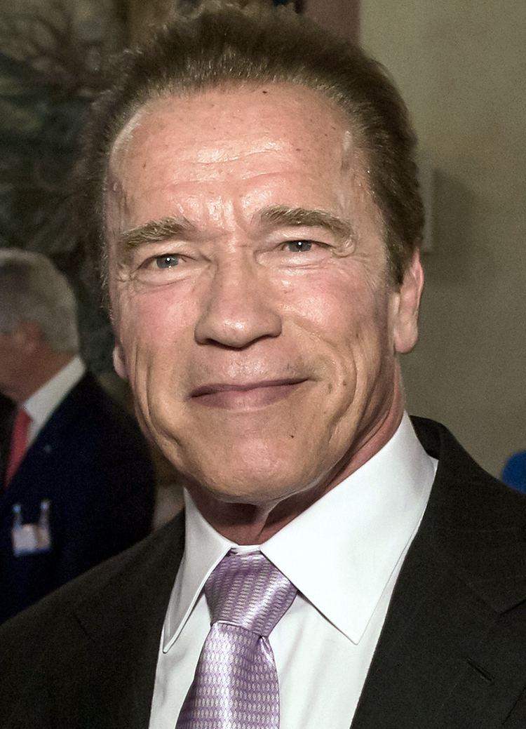 Arnold Schwarzenegger Arnold Schwarzenegger Wikipedia the free encyclopedia