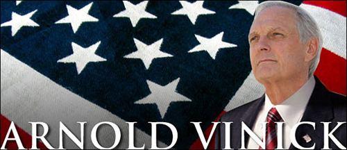 Arnold Vinick Arnold Vinick Game On 2012