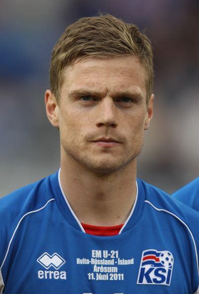 Arnór Smárason Arnor Smarason Pictures Belarus v Iceland UEFA European U21