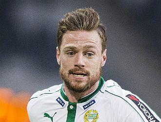 Arnór Smárason Arnr Smrason Hammarby IF Allsvenskan Sweden Elite Football