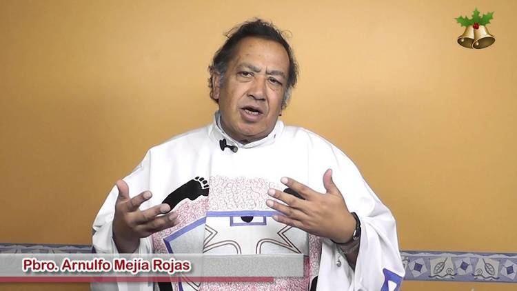 Arnulfo Mejía Rojas Reflexionando la Palabra de Dios en este Domingo Fiesta de la