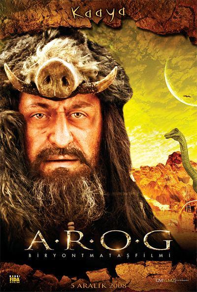 A.R.O.G AROG 2008